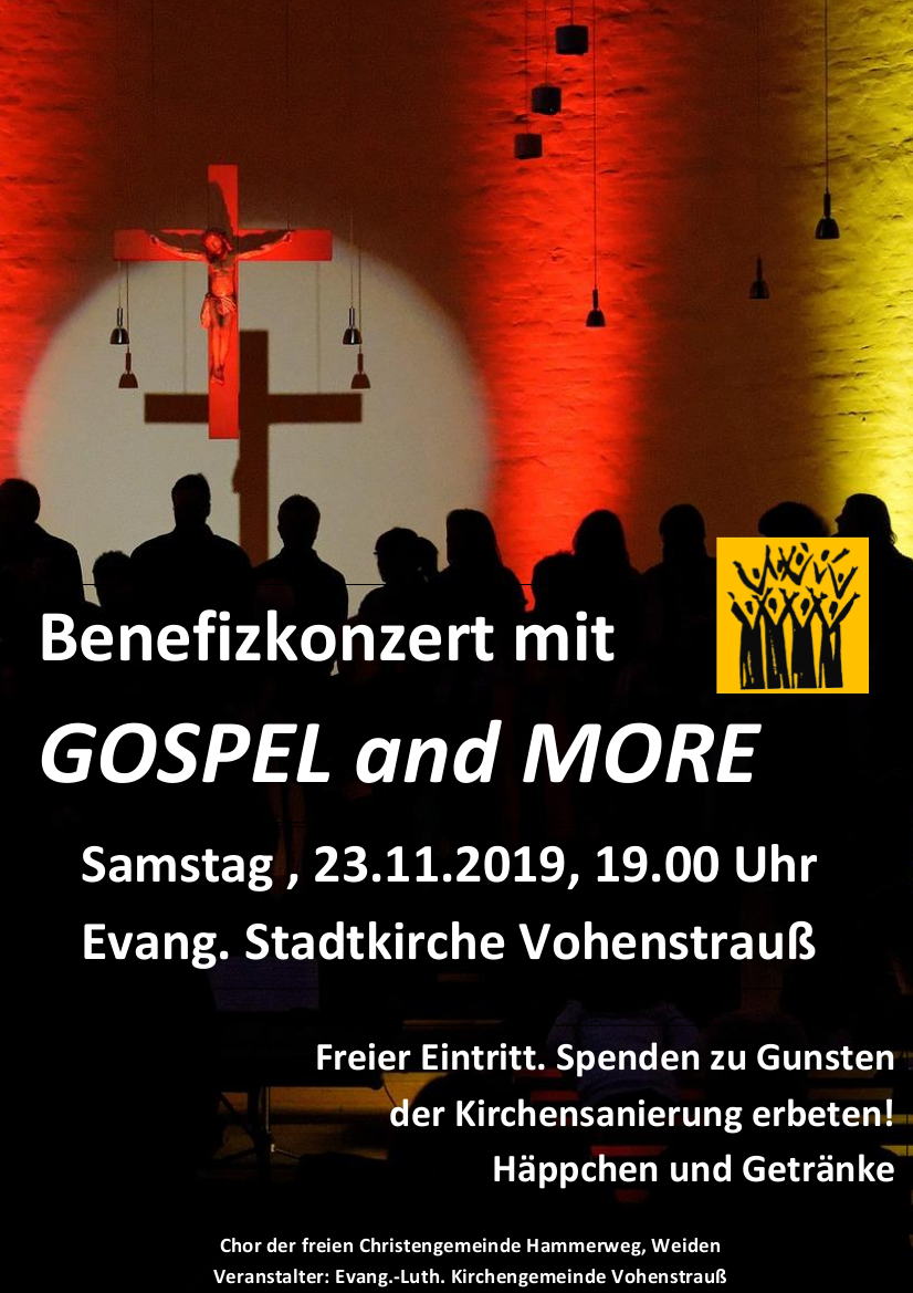 Gospel and More